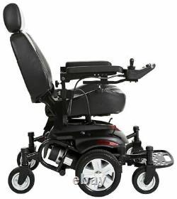 NEW Drive Medical Titan AXS Powerchair Electric Mobility Wheelchair 18x18