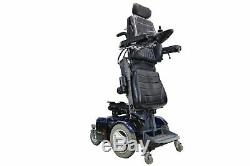 Permobil C400 Vertical Stander Electric Wheelchair Vertical Standing C400 VS