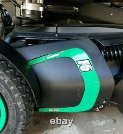 Permobil F5 Standup Wheelchair