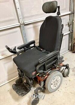 Power Chair Wheelchair Quantum Q6 Electric Tilt Rise ADA Scooter