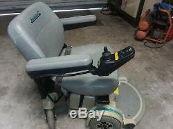 Power wheelchair hover round mpv5. It's in great condition. Needs a charger