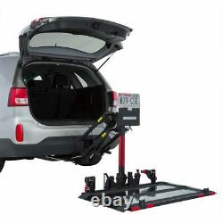 Premium Electric Power Chair and Scooter Lift and Carrier by Silver Spring