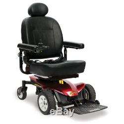 Pride Jazzy Elite ES Front-Wheel Drive Power Chair Electric Wheelchair