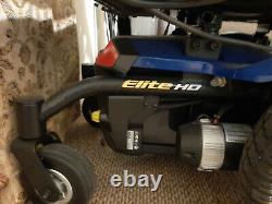 Pride Jazzy Elite HD, 600 lbs Capacity 4 MPH Powered Wheelchair $3699