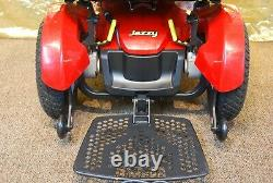 Pride Jazzy Elite HD Electric Power Wheelchair Scooter 450 lb Capacity