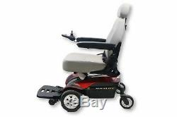 Pride Jazzy Select Elite Electric Wheelchair 18 x 19 Seat Manual Recline