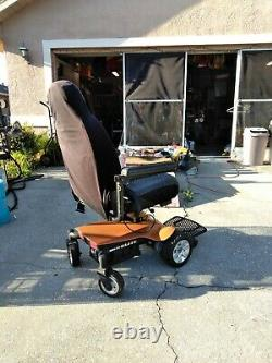 Pride Jazzy Select Elite Power Wheelchair New Batteries