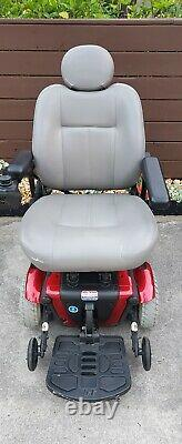 Pride Jet 3 Ultra Power Chair Electric Motorized Wheelchair Scooter