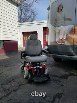 Pride Jet 3 Ultra Power Chair Electric Motorized Wheelchair Scooter NJ pick up