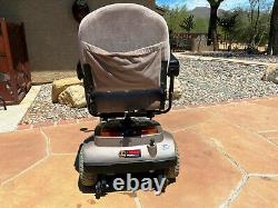 Pride Legend Four Wheel Scooter. Excellent Condition