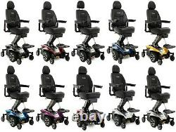 Pride Mobility Jazzy Air 2 Elevating Electric Power Chair Wheelchair U-1 or 40AH
