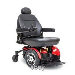 Pride Mobility Jazzy Elite 14 Electric Wheelchair