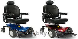 Pride Mobility Jazzy Elite ES In Line Portable Electric Power Chair Wheelchair