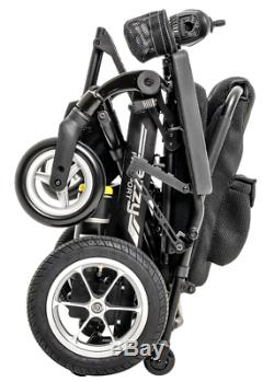 Pride Mobility Jazzy Passport Folding Portable ElectricPower Chair Wheelchair