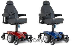 Pride Mobility Jazzy Select 6 Electric Power Wheelchair with Power Elevating Seat