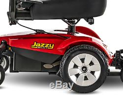 Pride Mobility Jazzy Select Mid Wheel Drive Electric Power Chair Wheelchair NEW