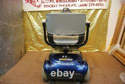Pride Victory 5, 3-Wheel Electric Scooter Wheelchair 350lb Capacity