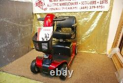 Pride Victory 9 Electric 4-Wheel Scooter Wheelchair 300 lb Capacity