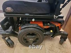 Quantum 6 Edge Stretto Mobility Wheelchair Scooter