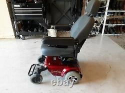 Rascal 320 electric mobility scooter wheelchair ready to ride