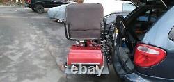 Solo 2 Ranger Electric Wheel Chair