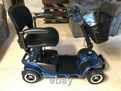 Vive 4-Wheel Electric Mobility Scooter (Wheelchair Substitute)