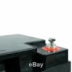 2. 50ah Mobilité 12v Batteries Électriques Scooter Fauteuil Agm Mise À Niveau 40ah