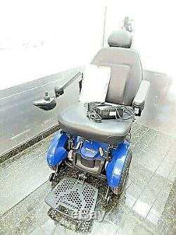 2019 Pride Mobility Jazzy Elite Hd Heavy Duty Électrique Fauteuil Roulant Électrique 450lbs