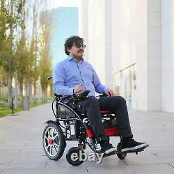 2020 Modèle Fold Travel Lightweight Heavy Duty Electric Power Scooter Fauteuil Roulant