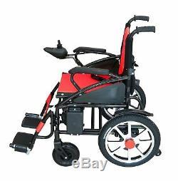 2020 Nouveaux Scooter Électrique Lightweight Chairs Fauteuil Roulant Électrique Mobile En Fauteuil Roulant