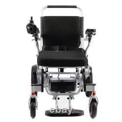 2021 Ez Pro Rider XL Légère Mobilité Électrique Fudable Fauteuil Roulant