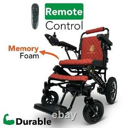 2021 Foldable Lightweight Special Limited Travel Electric Power Fauteuil Roulant
