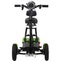 2021 Pliable Légère Puissance Mobility Scooters Fauteuil Roulant Électrique