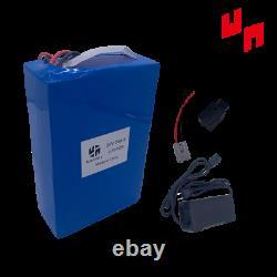 24v 24ah Ebike Lithium Lifepo4 Chargeur De Batterie Fauteuil Roulant Électrique Scooter Vélo