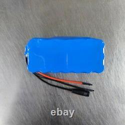 24v 6ah Li-ion Batterie + Chargeur Vélo Électrique Scooter Fauteuil Roulant E-bicycle