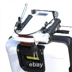 3 Roues Électrique Scooter Pliant Mobilité Mode E-scooter 3 Vitesses En Fauteuil Roulant