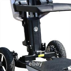 3 Roues Scooter De Mobilité Électrique 3 Vitesse Motorisé Mobile Fauteuil Roulant Pliage