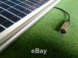 40 Watt Kit De Pliage De Panneau Solaire 24v Pour La Mobilité Scooter Fauteuil Roulant Électrique