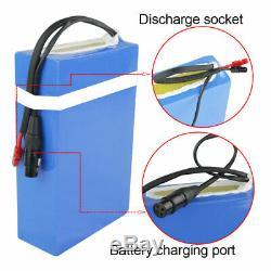 60v 20ah Lithium Vélo Électrique Batterie Pour 1000w 1200w E Scooter Fauteuil Roulant