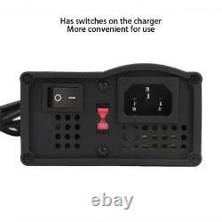 Adaptateur D'alimentation 24v 5a Pour Chargeur De Batterie En Fauteuil Roulant Scooter Électrique De Mobilité