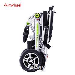 Airwheel 2019 Nouveau Pliable Fauteuil Roulant Électrique Avec La Certification Ce H3t