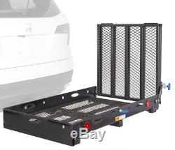 Attelage Remorque Électrique Rampe De Chargement Fauteuil Carriermobility De 500lbs