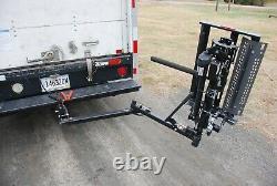 Bruno Asl-250htp Electric Scooter Wheelchair Lift Avec Swingaway 350 Lb Capacité