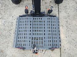 Bruno Chariot Fauteuil Roulant Électrique / Ascenseur Scooter, Pour Votre Voiture, Van Ou Camion