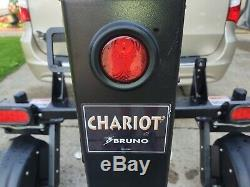 Bruno Chariot Fauteuil Roulant Électrique / Scooter Ascenseur Pour Votre Voiture, Fourgonnette Ou Un Camion