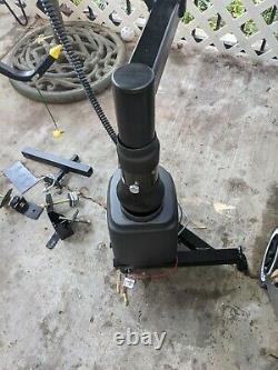 Bruno Power Vsl-6000 400lb Power Chair Lift Boom Fauteuil Roulant Powerchair Free Ship