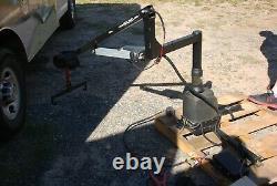 Bruno Pul-1100 Fauteuil Roulant Électrique Scooter Mobilité Grue De Levage 350 Lb Capacité