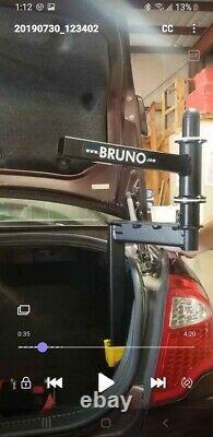 Bruno Space-saver Scooter / Fauteuil Roulant Ascenseur À Peine Utilisé