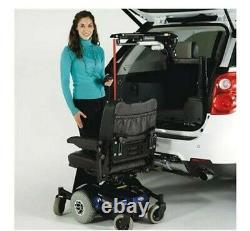 Bruno Vsl-6900 Boom/crane Électrique Heavy Duty Wheelchair Lift 400 Lb Capacité
