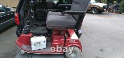 Chaise Solo 2 Ranger Electric Wheel